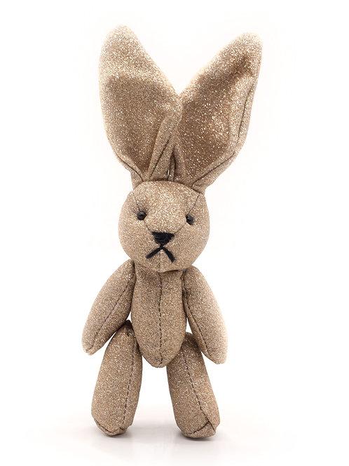 Заяц для букета из игрушек (брелок)