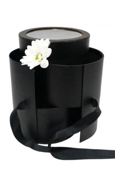 Подарочная коробка  (Чёрная)