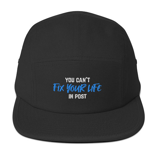 You can't fix your life in post (Hat)