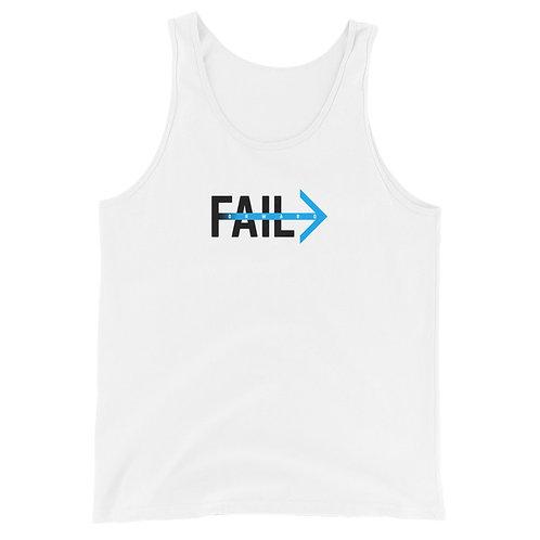 Fail Forward (White Tank)