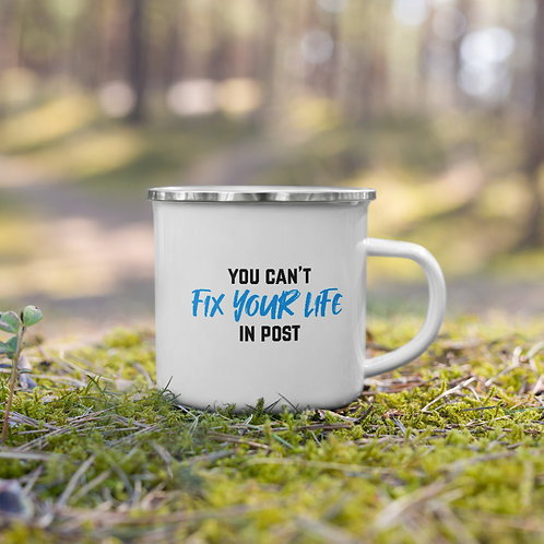 You can't fix your life in post (Mug)