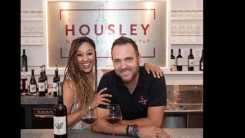I chat with Adam Housley and Tamera Mowry-Housley about the state of the wine industry in California, how they're adjusting to the pandemic's new normal and much more!