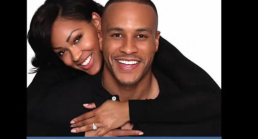 I chat with Meagan Good and DeVon Franklin about their at-home best practices during the quarantine including how they're keeping their minds and bodies strong.