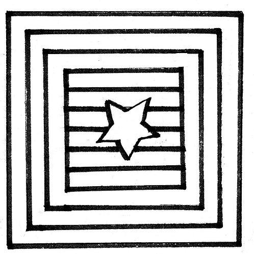 Stars & Stripes Pattern