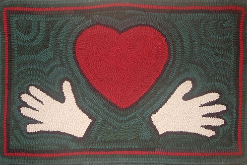 Heart & Hand Kit by Beth Sekerka