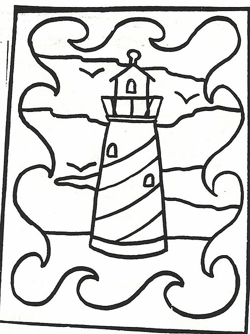 Lighthouse Pattern REO Designs