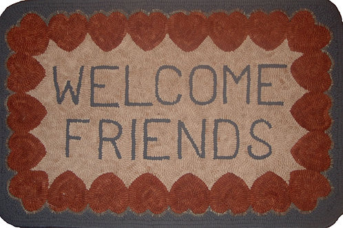 Welcome Friends Kit