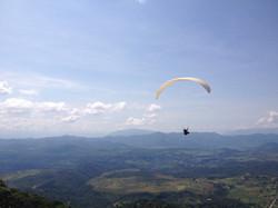 paragliding mexico