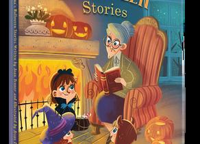 The BOOK - Grandma's Halloween Stories Reviews