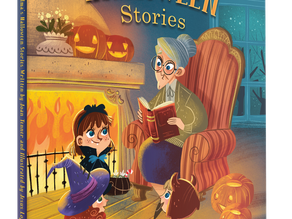 The BOOK - Grandma's Halloween Stories Reviews