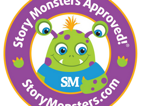 Story Monster Ink Gives Grandma's Halloween Stories Award