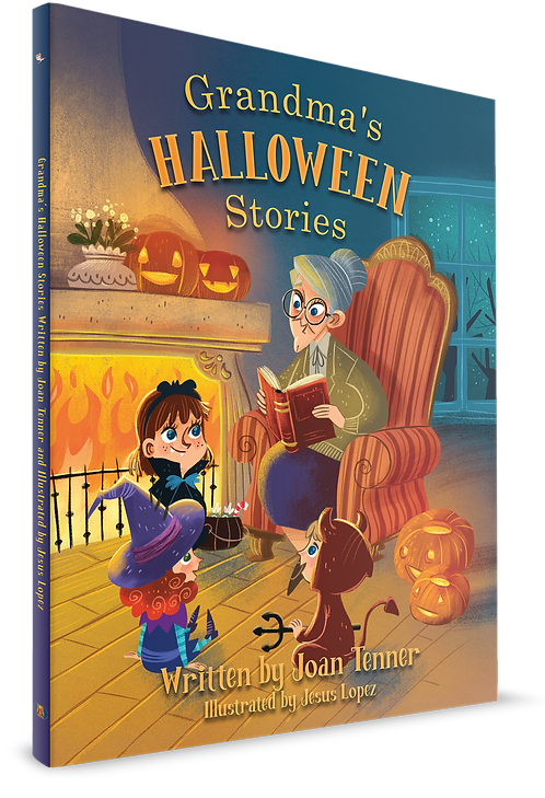 Grandma's Halloween Stories