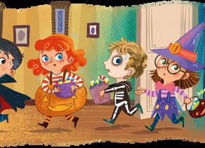 Grandma's Halloween Stories - Sneak Peek