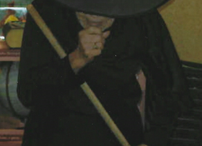 Grandma Tenner:  Wicked Witch of the West  . . . or not!