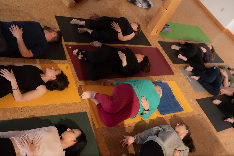 Yin Yoga - In Studio