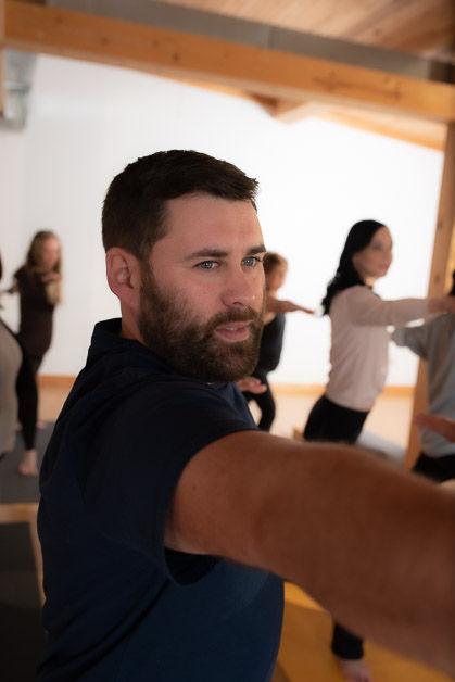 Yoga for Men- In Studio