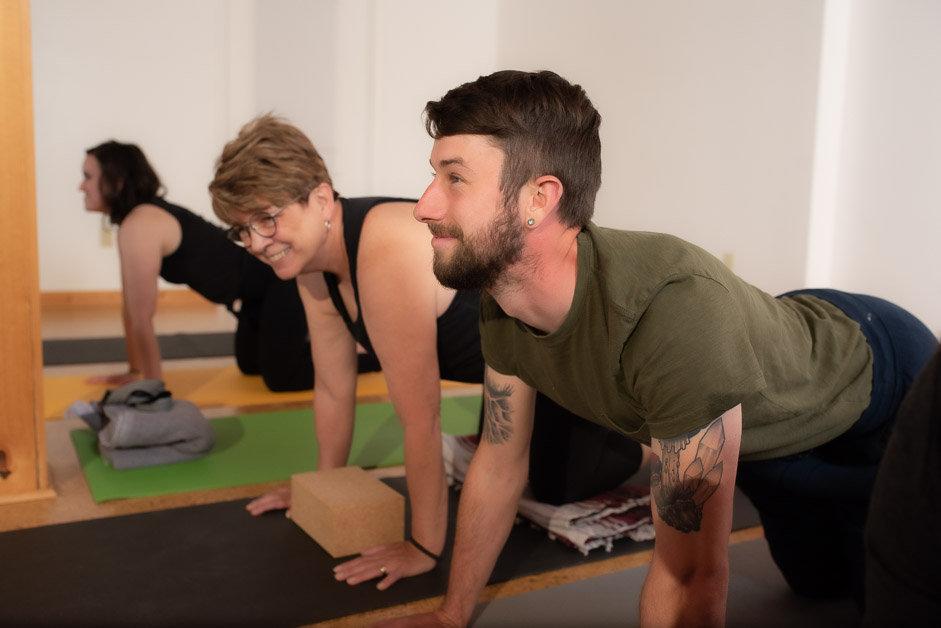 All Levels Yoga - In Studio