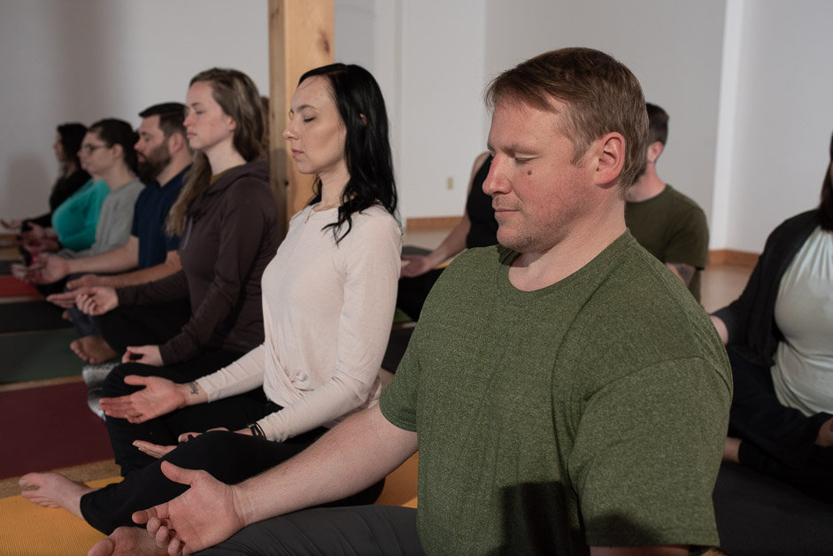 Candlelight Yoga - In Studio