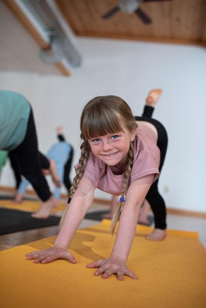 Preschool Yoga (ages 3-5) In Studio