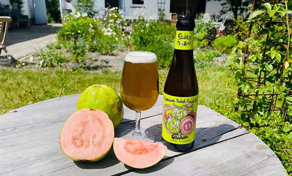 Fruity Monkey Guava