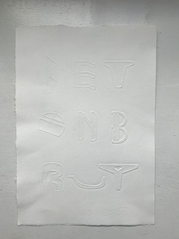 Brutalist Alphabet