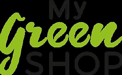 my green shop distributeurs automatiques bio France logo