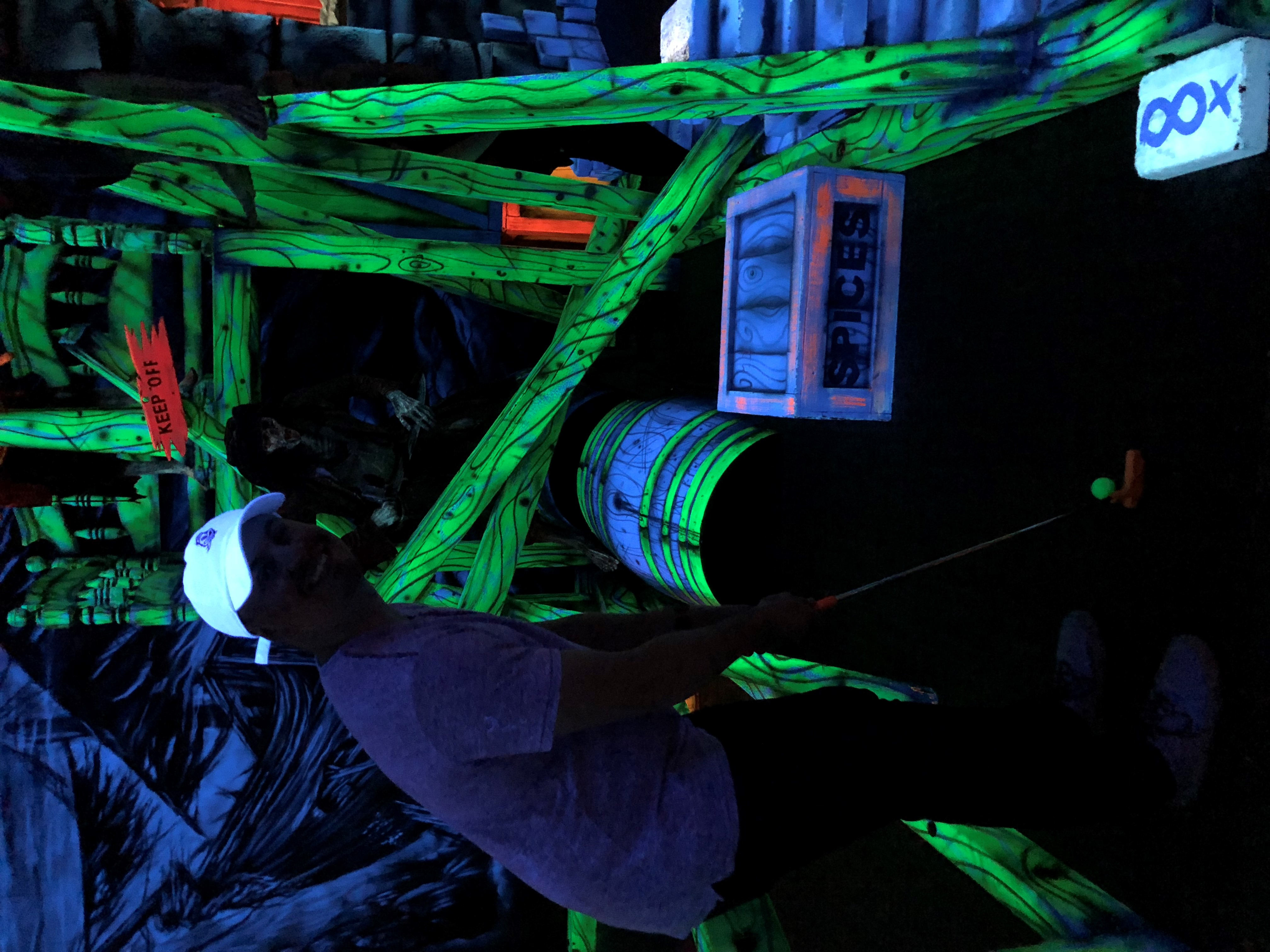 Glow in the Dark Tyler