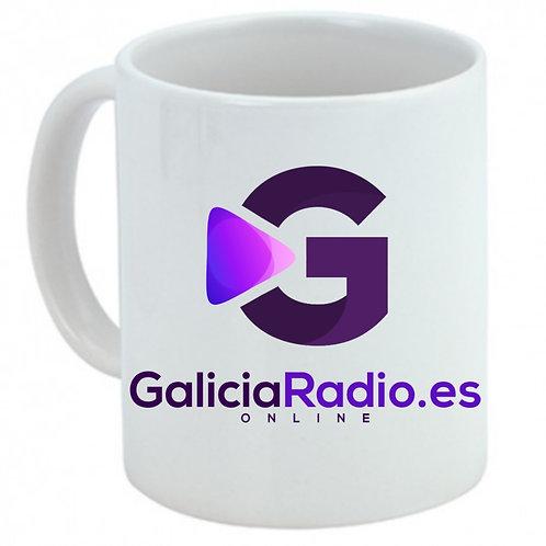 Taza oficial de GaliciaRadio.es
