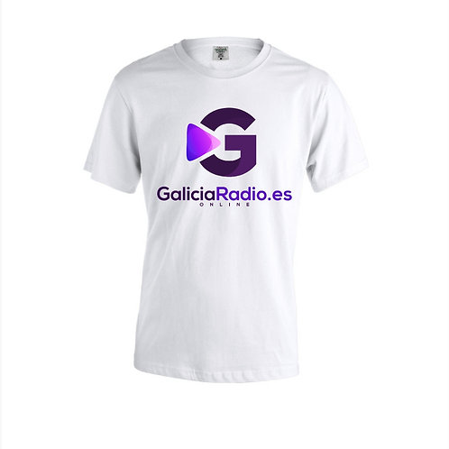 Camiseta oficial de GaliciaRadio.es