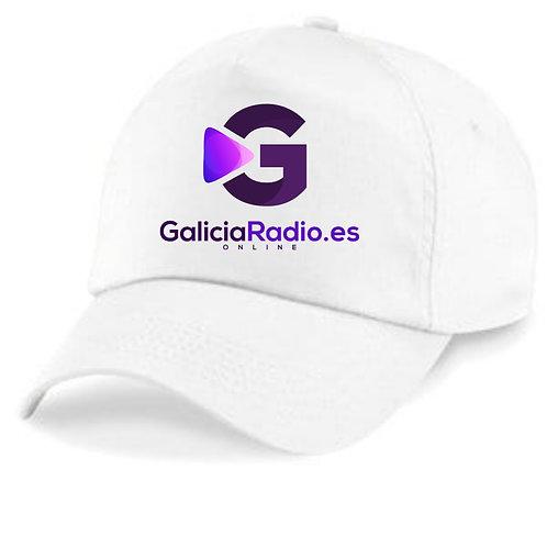 Gorra oficial de GaliciaRadio.es