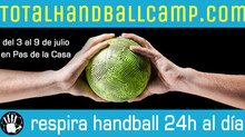 Abierta la inscripción al TotalHandballCamp 2017