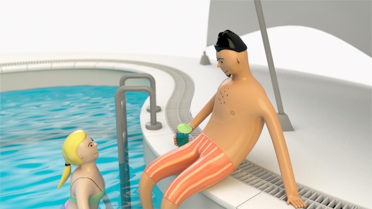 3D_Design_Pool_Scene