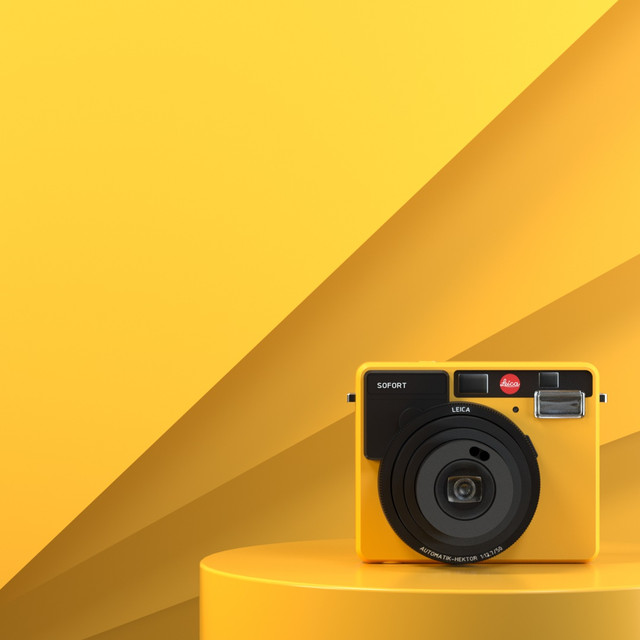 Product Visualisation of Leica Camera