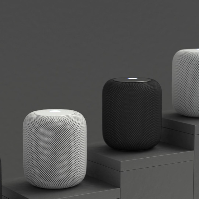 Product Visualisation of a Home Pod