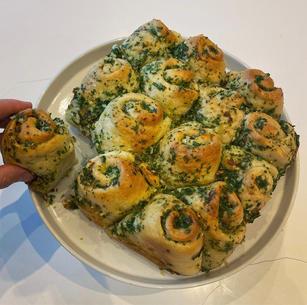 Tear'N'Share Garlic bread