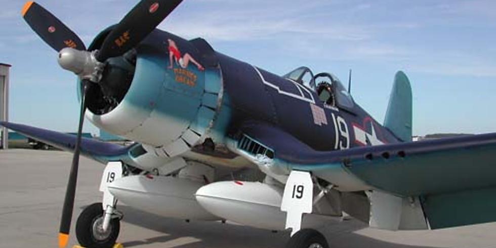 Warbirds Over Wenatchee           September 11th & 12th