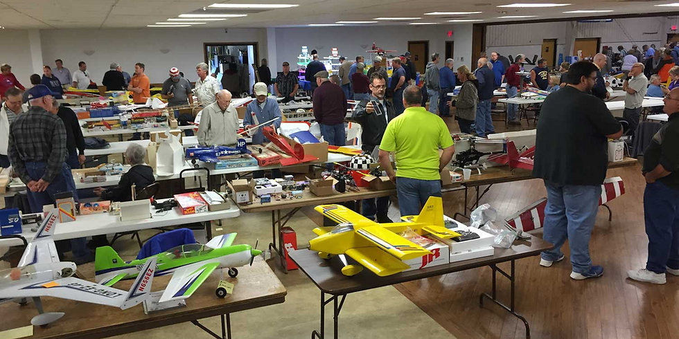 CANCELLED - WRAF SWAP MEET April 3rd - 4th - CANCELLED