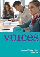Tania Pattison Voices editor