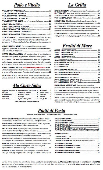 hyde park new menu dinner 2021 page 1.jp