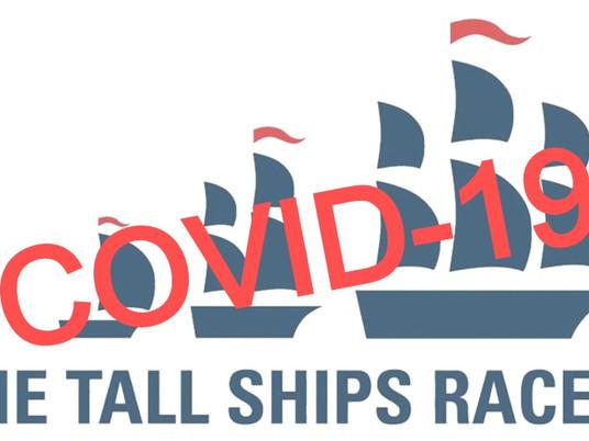 El coronavirus llega a la Tall Ship Race