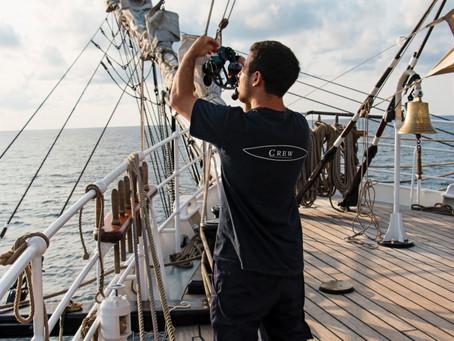 Eduardo Romero, de Tall Ship en Tall Ship