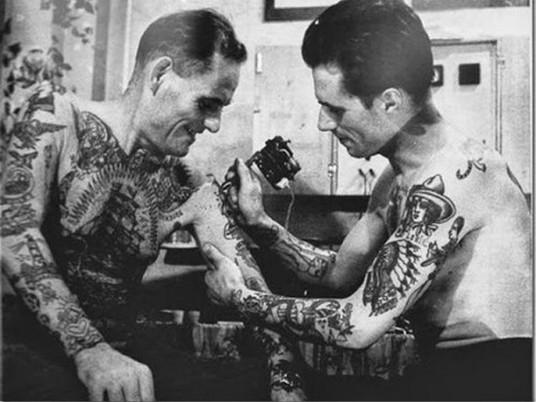 Guía de tatuajes marineros
