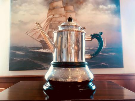El Juan Sebastián Elcano, ganador de la Boston Teapot 2020
