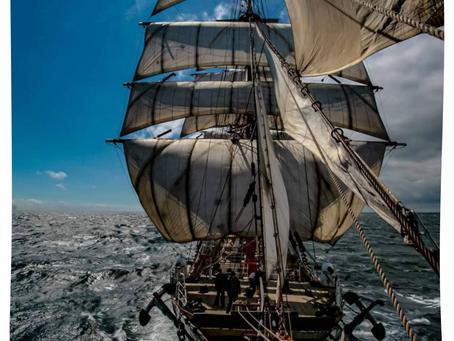 El final del verano llega también para los Tall Ships