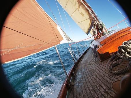 La vida a bordo de un Tall Ship