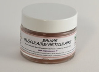 Baume musculaire/articulaire