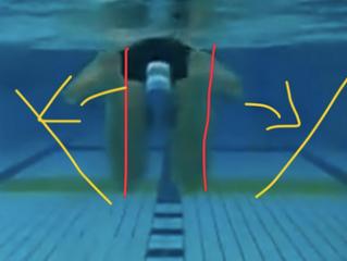 平泳ぎキック 怪我をしない体の使い方 その1膝の痛み