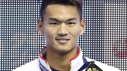 徐選手の泳法分析 100m背泳ぎ 世界新記録レース