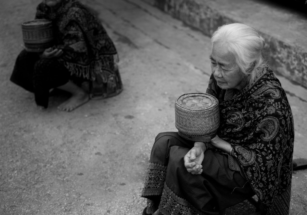 Offering of the Elderly