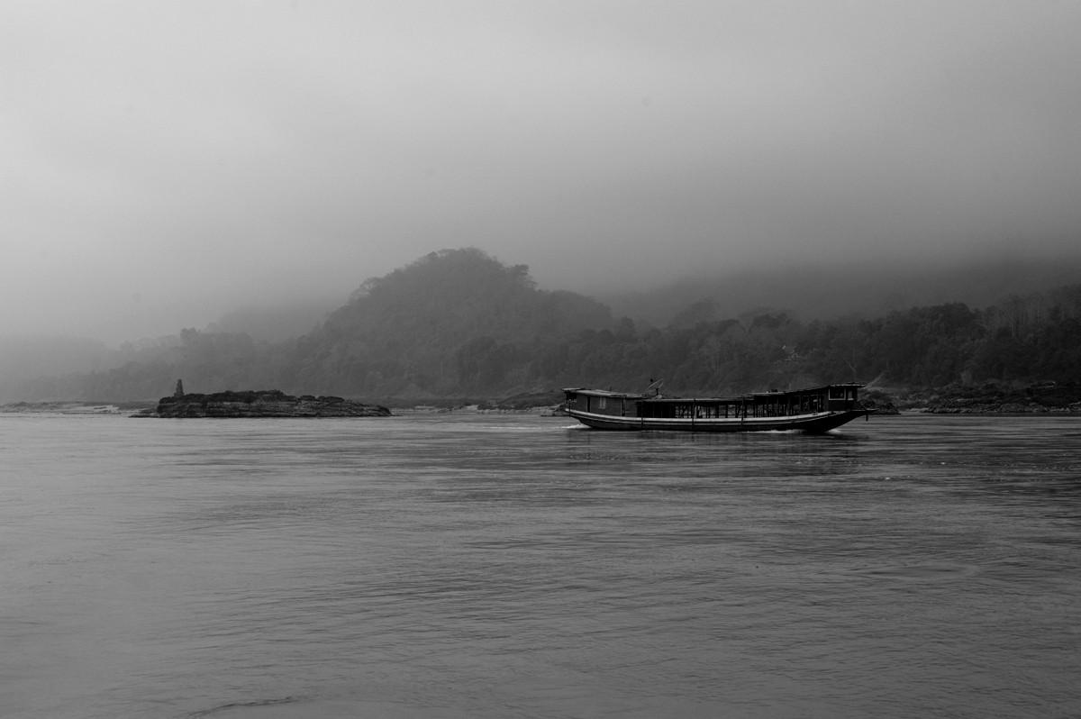Mekong at Dusk
